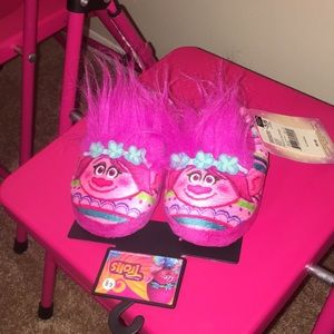 Other - Trolls Slippers